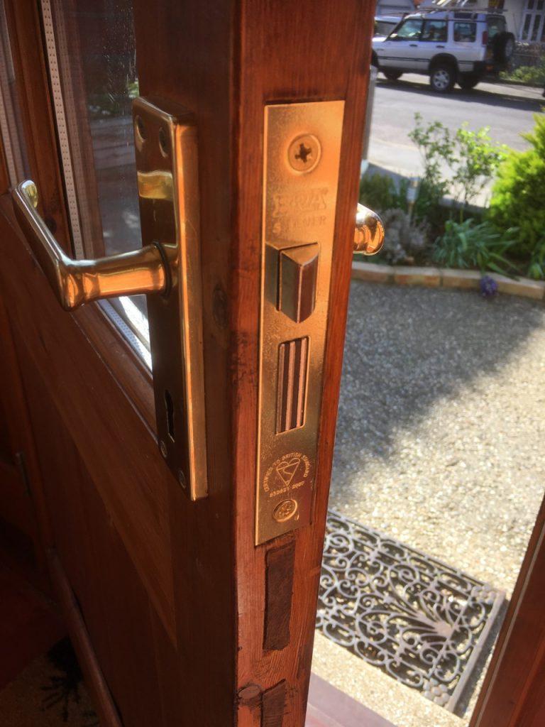 High security ABS locks for UPVC doors, lock changes in Felixstowe Suffolk