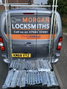 UPVC Lock mechanisms - Repair and replacement of UPVC lock mechanisms in Capel St Mary, Colchester and Ipswich